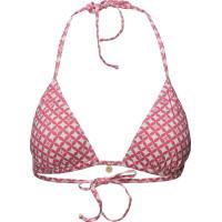 Charee Pattern Bikini Top