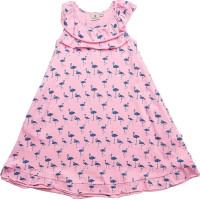 Dress Flamingo Pink