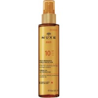 Tanning Oil Face & Body Spf10