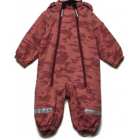 Overall Shell Aop Lined Baby
