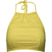 Maya Yellow Bikini Top