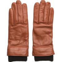 Ground Glove Short W/Wool Rib Wmn