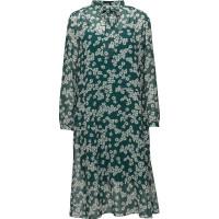 Merritt Ls Dress Aop 9696
