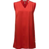 Sleeveless Silky Dress