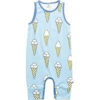 Body Suit Ns/Sl. Ice Cream