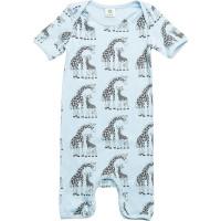 Body Suit Ss/Sl. Giraffe