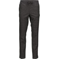 Active Pant Wool Mix Check