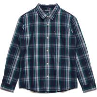 Multicolor Check Shirt L/S