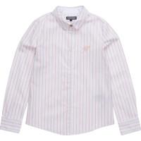 Dg Rope Dobby Mini Shirt L/S