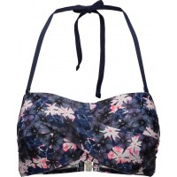 Blossom, Twisted Bandeau Navy
