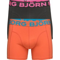 2p Shorts Neon Solid