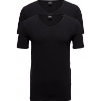 T-Shirt Vn 2p Co/El