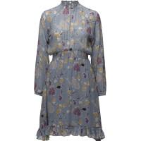 Semi Couture Smocking Dress