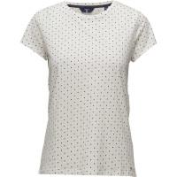 Op2. Allover Dot Printed Ss T-Shirt
