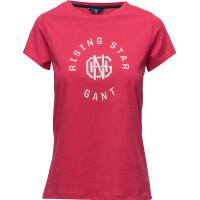 Op2. Gant Rising Star Ss T-Shirt