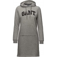 Op1. Gant Gold Chenille Hood Dress