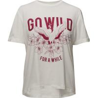Rhinestone Printed T-Shirt