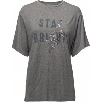 Sequined Message T-Shirt