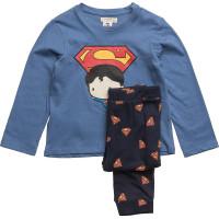 Long Superman Pyjamas
