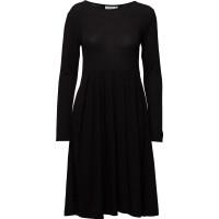 Noela Dress Fitted Long Slv