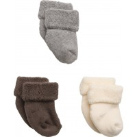 Baby Terry Cotton, 3-Pack