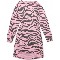 Dress Zebra Pink