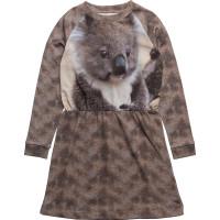 Robbie Ls Dress Koala Aop