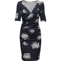 April Ss Dress Aop 8058