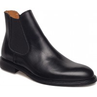 Slhbaxter Chelsea Leather Boot B Noos