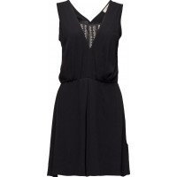 Babara Dress With Lace Detail