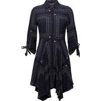 Hoggan Dress 3/4 Slv