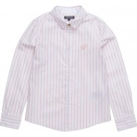 Dg Rope Dobby Mini Shirt L/S