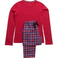 Flannel Set Ls, 14-1