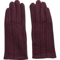 Pintuck Stitching Glove