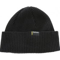 Barbour INTERNATIONAL BEANIE Svart Mössor till Unisex