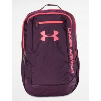Under Armour UA HUSTLE BACKPACK LDWR Lila Väskor/Necessärer till Unisex