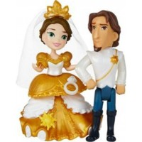 Disney PrincessSmall Doll, Story Moments, Rapunzels Royal Wedding