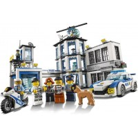 LEGO City60141, Polisstation