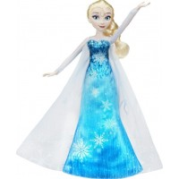 Disney FrozenMusical Dress Doll, Elsa