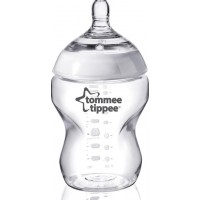 Tomme TippeeTommee Tippee, Nappflaska 260 ml, Transperent