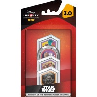 Disney InfinityDisney Infinity 3.0, Star Wars, Twilight of the Republic, Power Discs, 4-pack