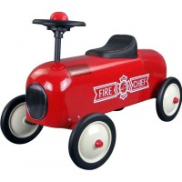 Metal RacerMetal Racer Little, Red Fire Truck