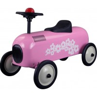 Metal RacerMetal Racer Little, Pink Car