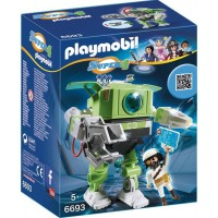 Playmobil6693, Cleano Robot