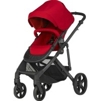 BritaxSittvagn, B-Ready, Flame Red