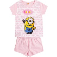 MinionsDespicable me, Pyjamas, Light110 cm