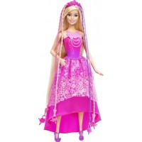 BarbieEndless Hair Kingdom Doll