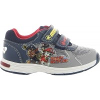 Paw PatrolSportskor, Grey/Blue/Navy24 EU