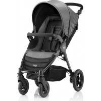 BritaxSittvagn, B-Motion 4, Black Denim