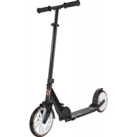 STIGABig Wheel Scooter, Route 200-S, Black